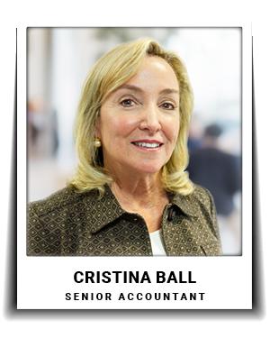 </p> <h4>Cristina Ball</h4> <p>