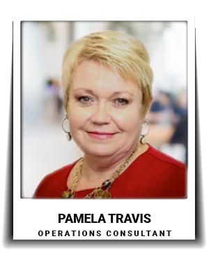 </p> <h4>Pamela Travis</h4> <p>