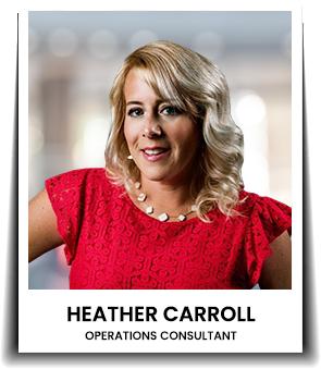 </p> <h4>Heather Carroll</h4> <p>